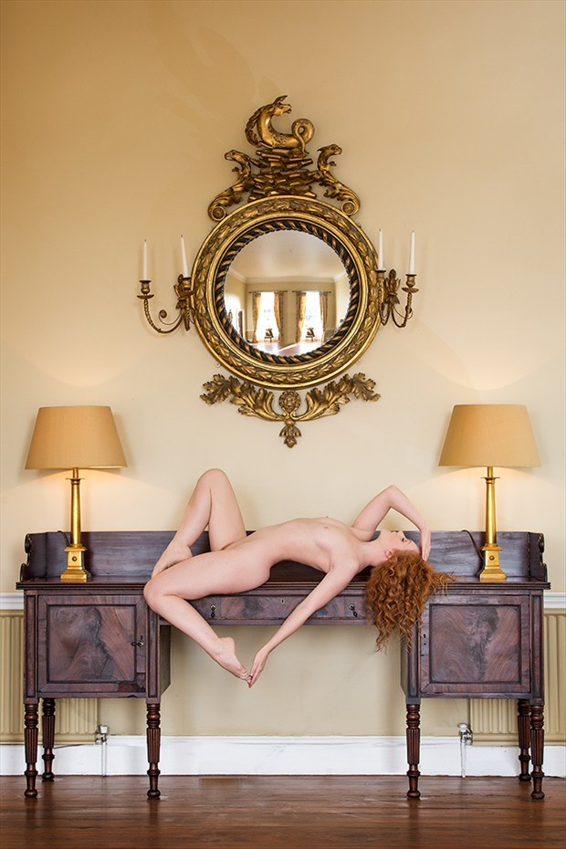 Ornamental symmetry Artistic Nude Photo by Photographer Rossomck