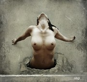 Out Artistic Nude Photo by Artist GonZaLo Villar