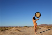 Out Of Time Artistic Nude Photo by Photographer David Winge