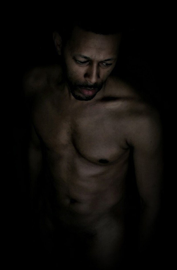 Out of the Darkness Artistic Nude Photo by Artist Z@hr