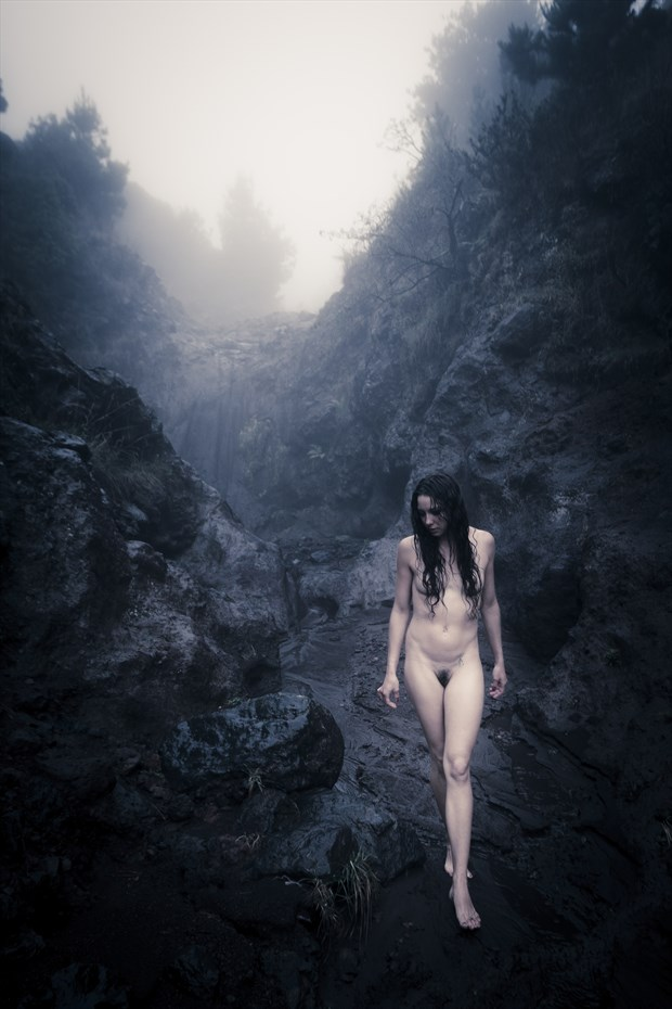 Out of the Mist Artistic Nude Photo by Photographer Opp_Photog