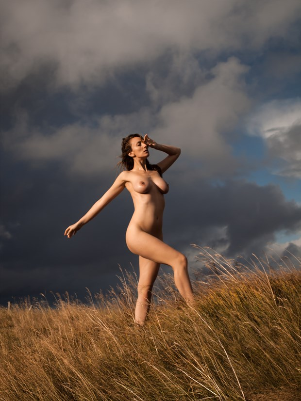 Out of the storm Artistic Nude Photo by Photographer Odinntheviking