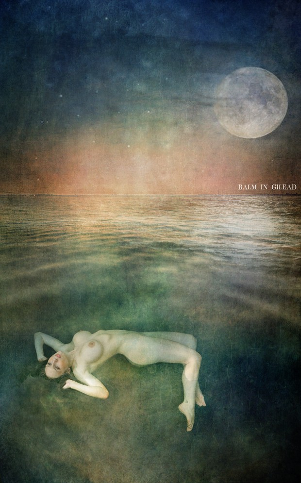 Out to sea Artistic Nude Photo by Photographer balm in Gilead