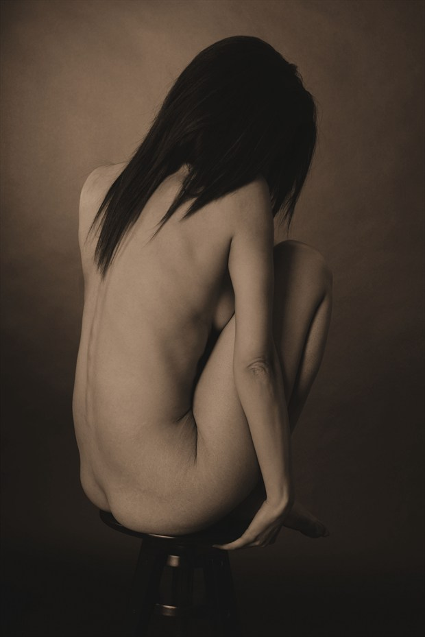 Outcast Artistic Nude Artwork by Model Diana Revo