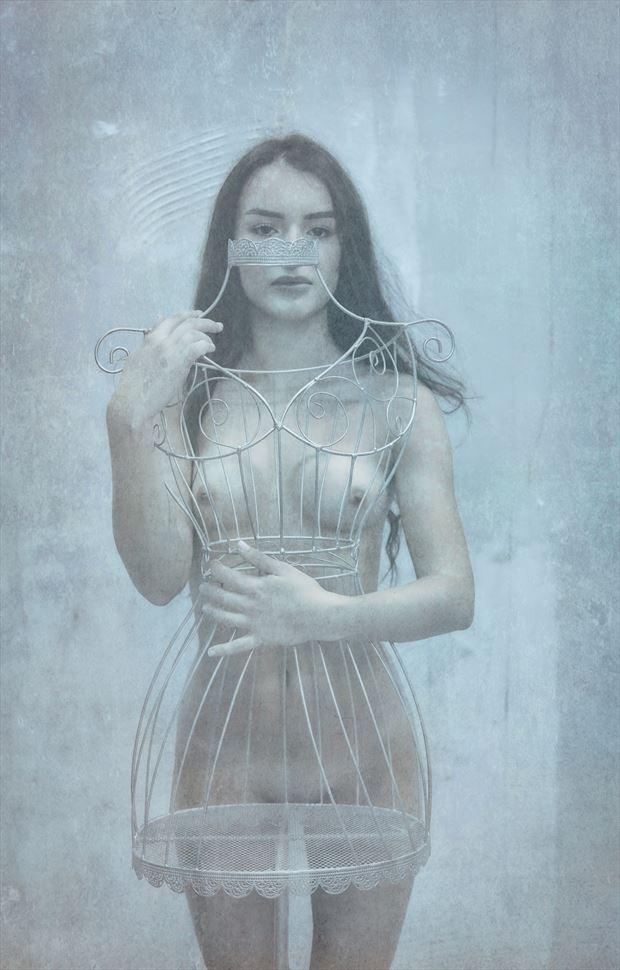 Outline Surreal Artwork by Photographer Petru Cucu