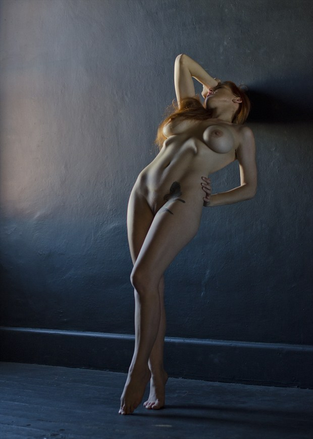 Outstanding Arch Artistic Nude Artwork by Photographer Alan H Bruce