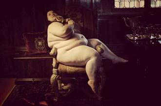 Ozzehg e il Castello di Chiara Artistic Nude Photo by Model Assilem Ozzehg