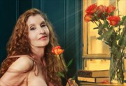 RAVORA ARTISTRY retoucher Vintage Style Photo by Model Christine Berl