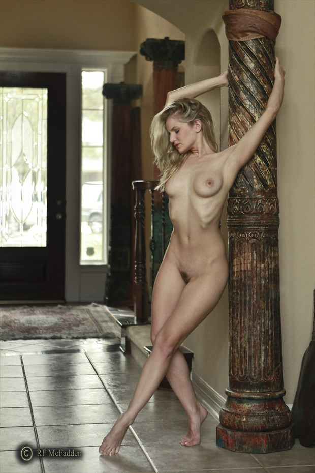 POSED Artistic Nude Photo by Photographer lensesz