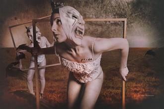 PRIDE Horror Artwork by Photographer Katarzyna Wieczorek