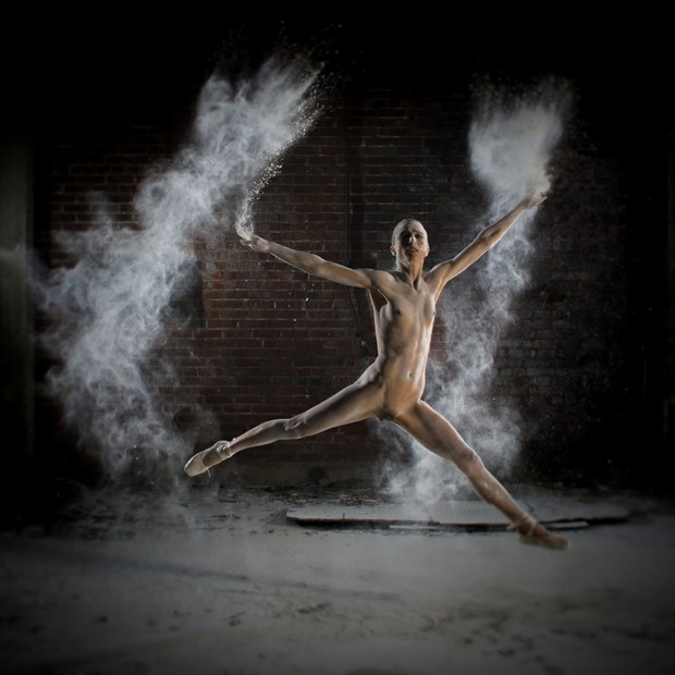 PUFF Artistic Nude Photo by Photographer Al Fess