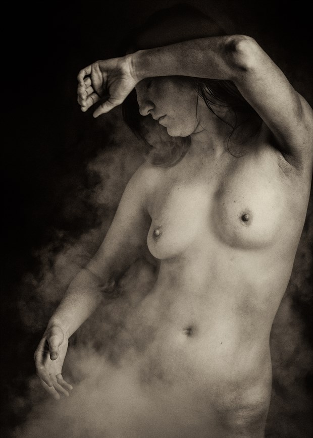 Pagan Dance Artistic Nude Photo by Photographer Excelsior