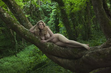 Paradise Artistic Nude Photo by Model Muse