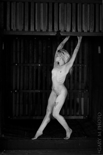 Parallel Lines Artistic Nude Photo by Photographer GaryMPhoto