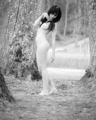 Park Fairy Artistic Nude Photo by Photographer Myrien Photography