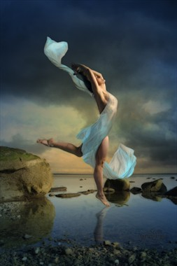 Parrish Leap Fantasy Photo by Artist Scott Grimando