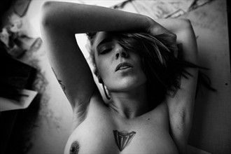 Part time Sensual Photo by Model Plush