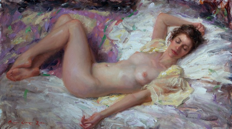 Passage Artistic Nude Artwork by Artist bcliston