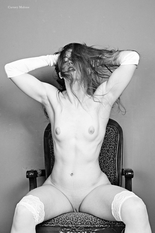 Passion Artistic Nude Photo by Photographer Carney Malone