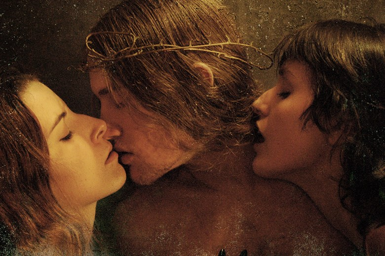 Passion of the Christ Erotic Photo by Photographer Thomas Dodd