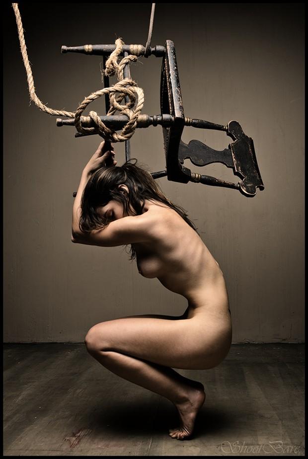 Passive Aggressive Artistic Nude Photo by Model Pure Rebel