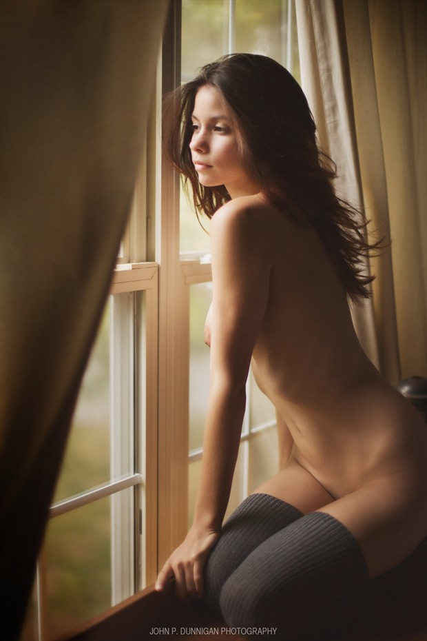 Patient Implied Nude Photo by Model S nia