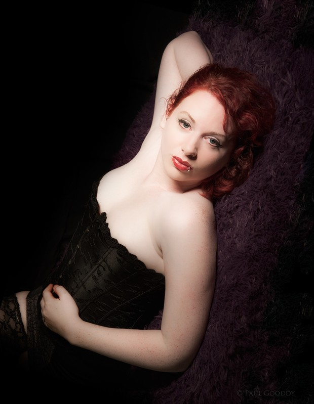 Paul Gooddy Photography 2 Pinup Photo by Model  Pinklilith