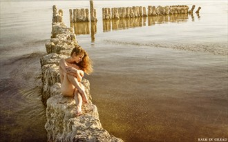 Paying homage to a forgotten sea Artistic Nude Photo by Photographer balm in Gilead