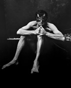 Perched Artistic Nude Photo by Photographer wmzuback