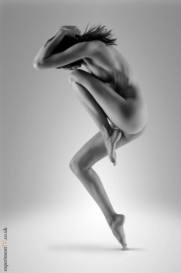 Perfect Balance Artistic Nude Photo by Photographer Terry King