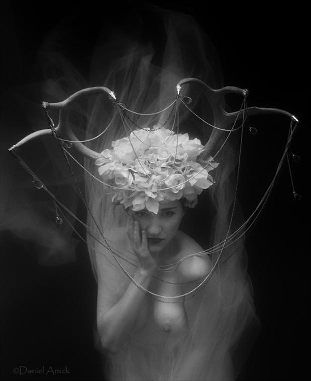 Persephone Artistic Nude Artwork by Photographer Daniel Amick