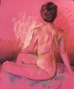 Petrina 1 Artistic Nude Artwork by Artist Rod