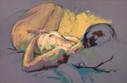 Petrina 2 Artistic Nude Artwork by Artist Rod