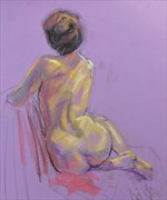 Petrina 5 Artistic Nude Artwork by Artist Rod