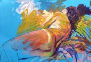 Petrina 6 Artistic Nude Artwork by Artist Rod