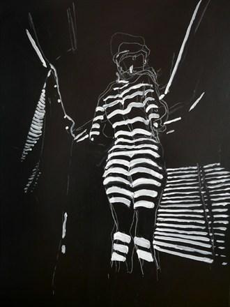 Phase 1 Surreal Artwork by Artist Mattman