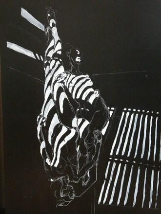 Phase 3 Artistic Nude Artwork by Artist Mattman