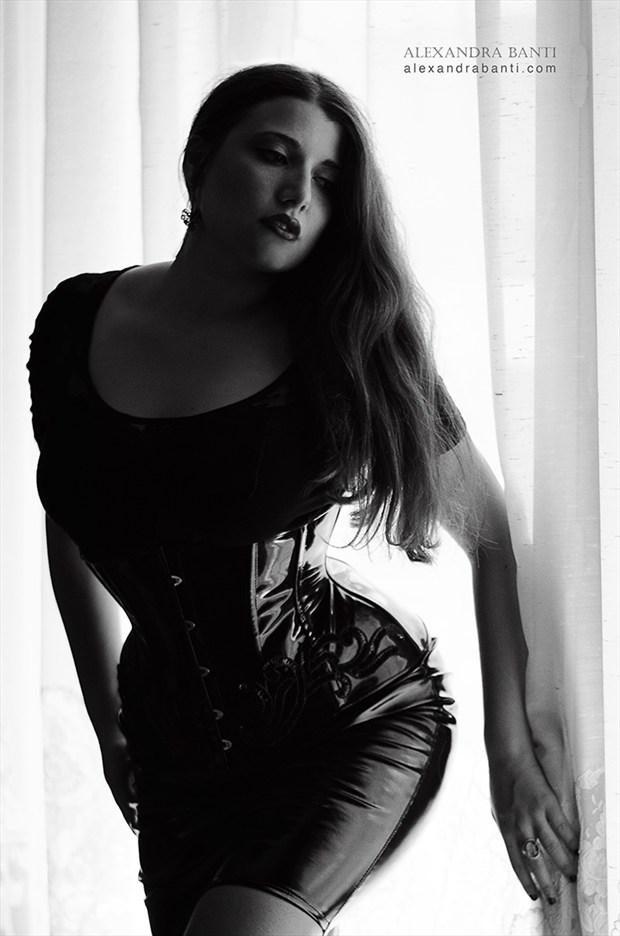 Photo : Alexandra Banti Pinup Photo by Model Ana Wanda K