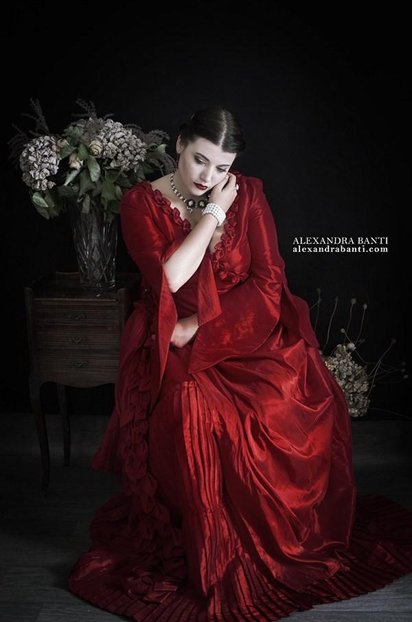 Photo : Alexandra Banti Sensual Photo by Model Ana Wanda K
