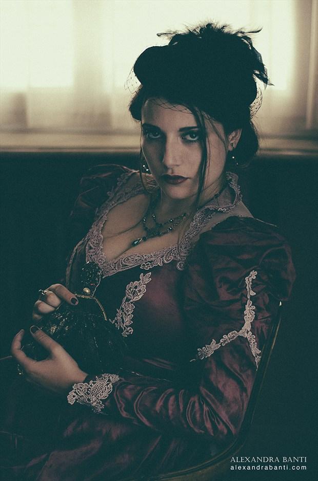 Photo : Alexandra Banti Vintage Style Photo by Model Ana Wanda K