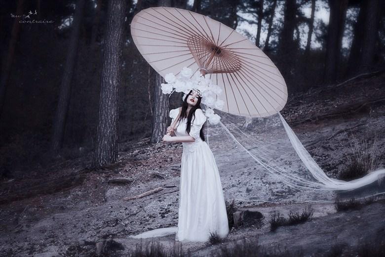 Photo : Au contraire Photography Alternative Model Photo by Model Ana Wanda K