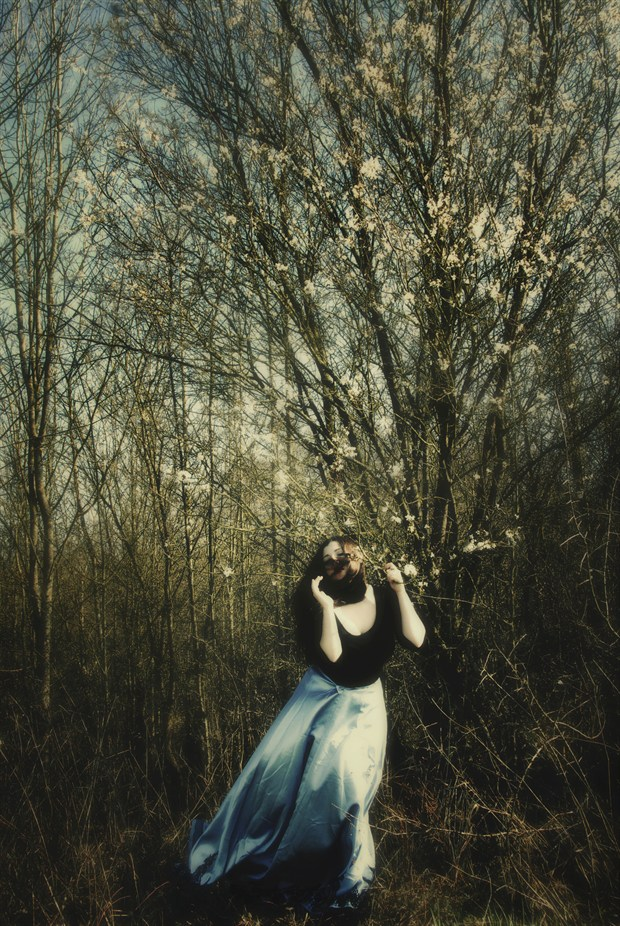 Photo : Isaure Anska Abstract Photo by Model Ana Wanda K