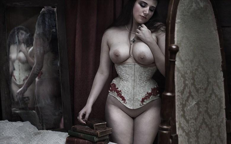 Photo : Martial Lenoir Artistic Nude Photo by Model Ana Wanda K