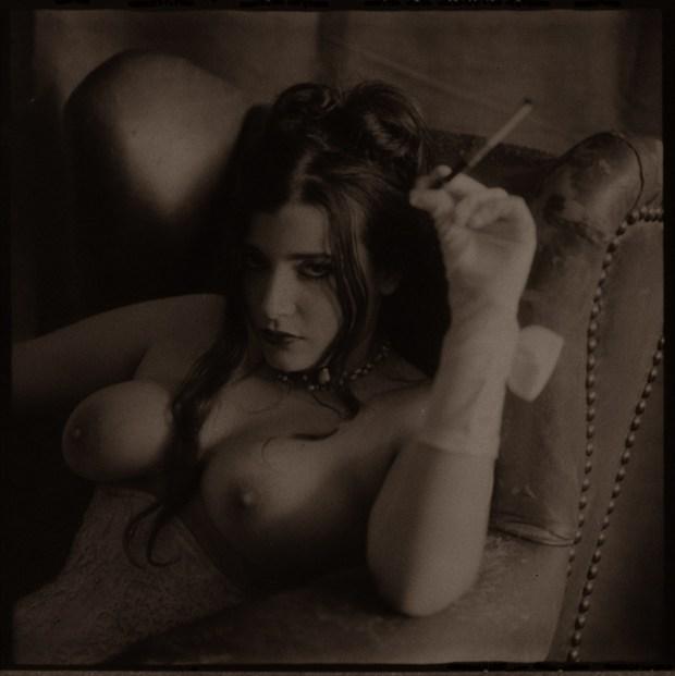 Photo : Paul Von Borax Artistic Nude Photo by Model Ana Wanda K