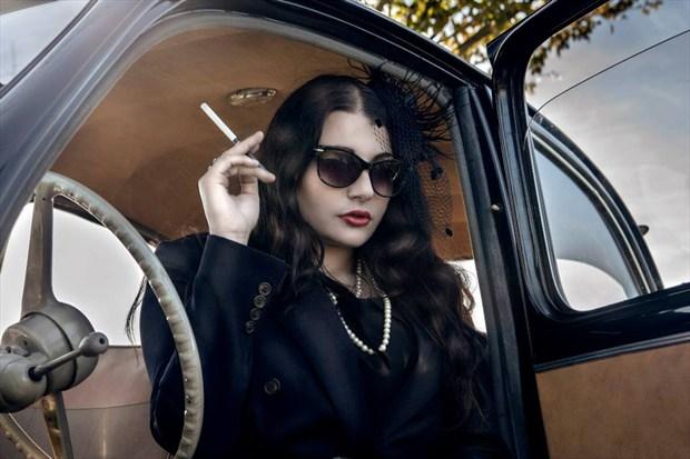 Photo : Solene Ballesta Alternative Model Photo by Model Ana Wanda K