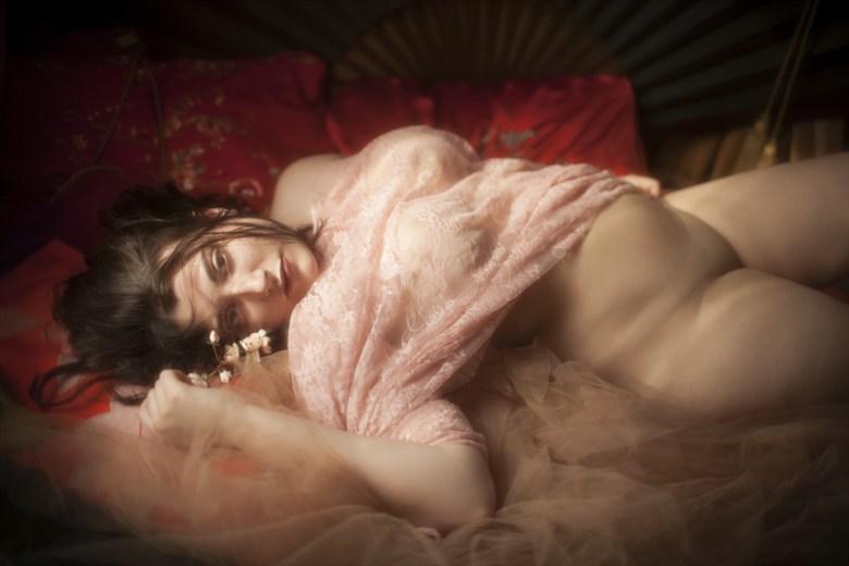 Photo : Vivienne Mok Artistic Nude Photo by Model Ana Wanda K