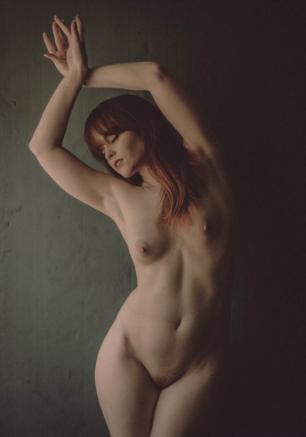 Photo By DS Hathaway  Artistic Nude Photo by Model AtenaMy