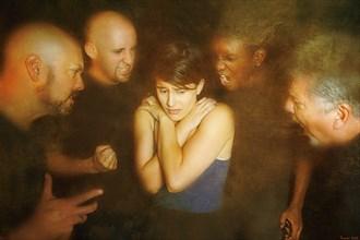 Photo Manipulation Emotional Photo by Model David L