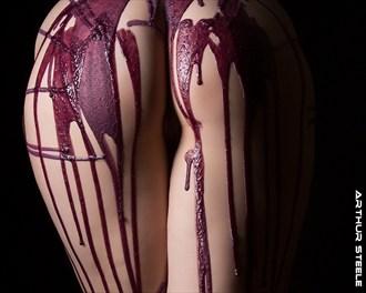 Photo by Arthur Steele Artistic Nude Photo by Model Caroline Modeling