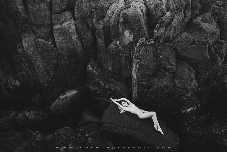 Photo by Corwin Prescott, April 2016 Artistic Nude Photo by Model A M A